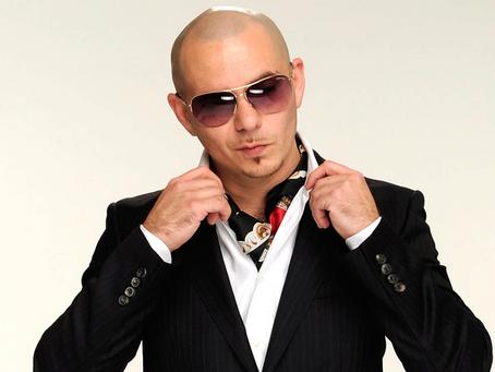 """Pitbull Secures His Grito: """"EEEEEEEYOOOOOO!"""""""