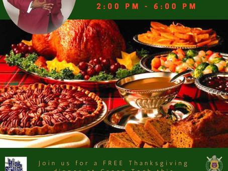 GTH Feeds the Community 11/23/19