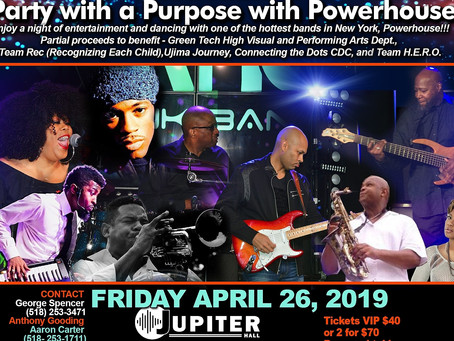 3rd Annual Party with a Purpose with Powerhouse