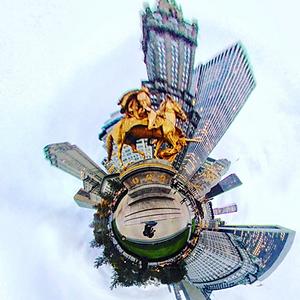 360 / Tiny Planet Photos