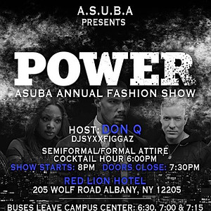 ASUBA Fashion Show