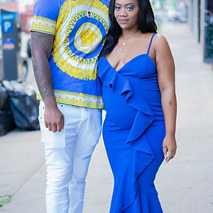 Fantasia and Andrew Baby Shower