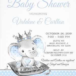 Valdene & Carlton Baby Shower