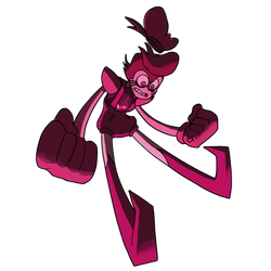 MP Spinel Angry