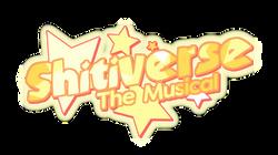 Shitiverse The Musical Logo