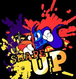 SHAPE UP T-Shirt