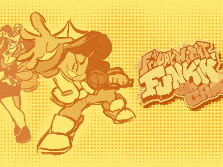 Friday Night Funkin' Mod Incoming!!