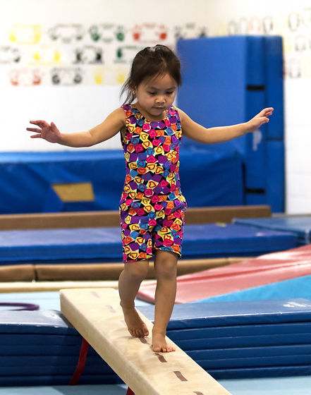 Beginner Gymnastics