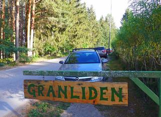 besök i Jäder Granliden