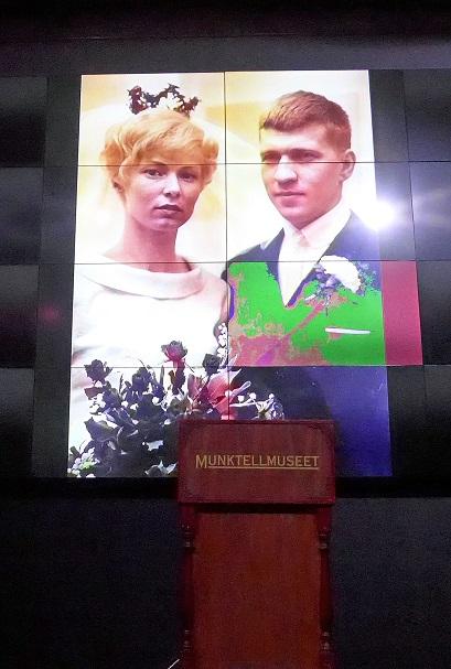 Bröllopsfoto Ralph o Ulla
