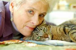 Mom and Bobcat