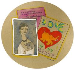 e. e. cummings' elephant valentine