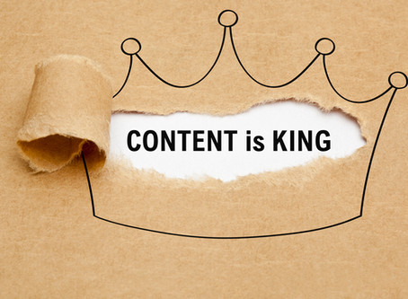 Why Content Continues To Be The Digital Marketing King