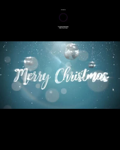 Merry Christmas From The Team