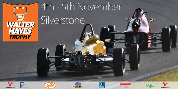 Adam Fathers Racing Walter Hayes Trophy Silverstone 4th 5th november