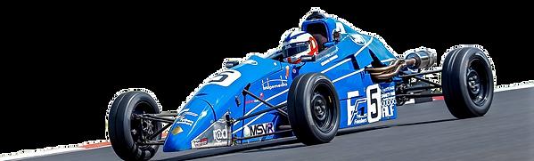 Adam Fathers Van Diemen Formula Ford 1600 Header Brands Hatch af racing