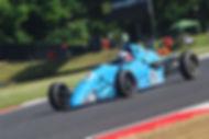 Adam Fathers ff1600 Formula Ford American Speedfest Brands Hatch Blue
