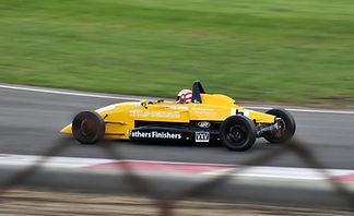 Adam Fathers Racing Deutsche Fest Brands Hatch Champion Of Brands 2017
