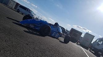 Adam Fathers Racing ff1600 silverstone grand prix circuit gp jim walsh trophy 2017