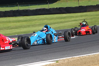 Adam Fathers ff1600 Formula Ford American Speedfest Brands Hatch Blue