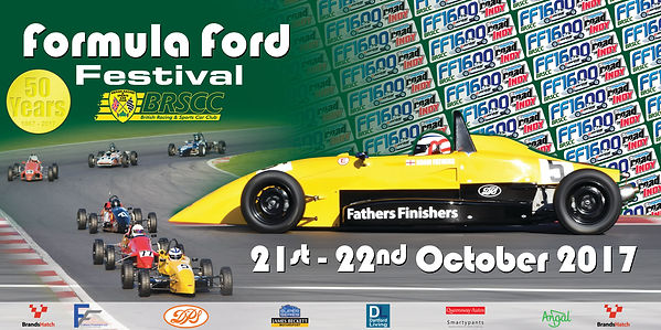 Adam Fathers Racing BRSCC Formula Ford Festival 2017 October FFF FF1600