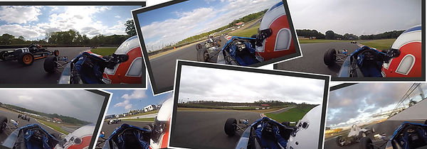 Video Banner Adam Fathers Racing Formula Ford 1600 Kent London af racing