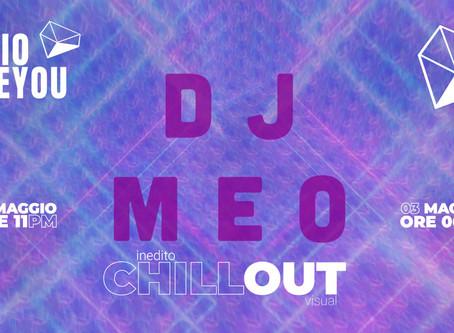 Chill Out Radio Show scritto e suonato da dj Meo