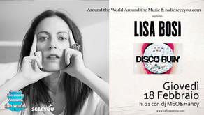 LISA BOSI DISCO RUIN at AROUND