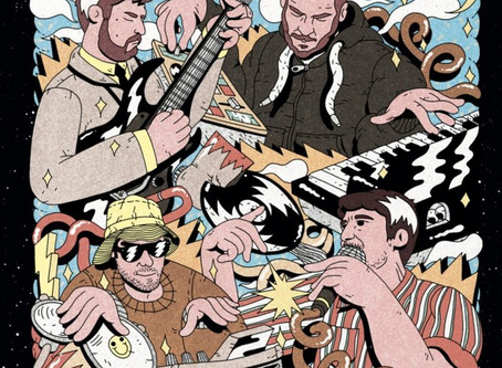 DJ ROU FEAT D'ARABIA / JIMBO / SCI-LOWCATCH ME IN THE BLUEAXE ON WAX