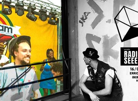 Reggae'n' Roll presenta ERRICO STEFANI aka King Rico