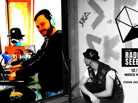 Reggae'n' Roll presenta Marco Maccheroni aka Pans aka Makeron
