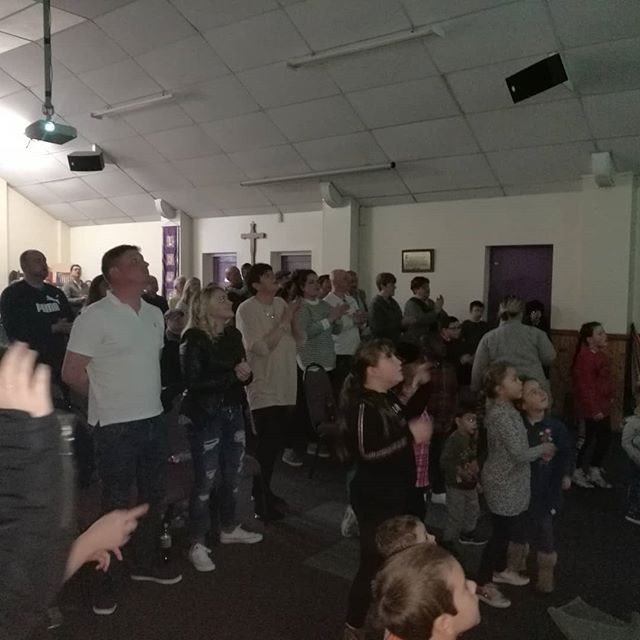 Another great turn out and more importantly.... another response to the gospel