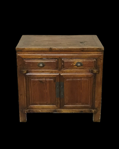 - Small Antique Cabinet