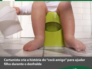 Dificuldades no desfralde do seu filho? Leia esta reportagem!