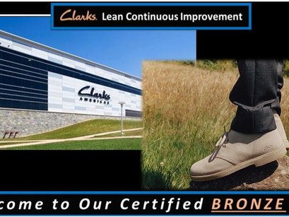 Clark Shoes Distribution Center Continues to Thrive using Lean