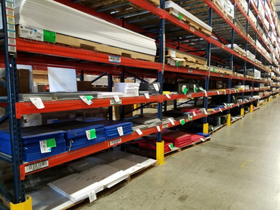 Palram Americas, Kutztown, PA shares Warehouse Kaizen Project with Go-Lean-Six Peer Group