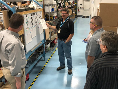 GAI-TRONICS LEANS IN WITH LEAN FOR THE WIN IN 2020