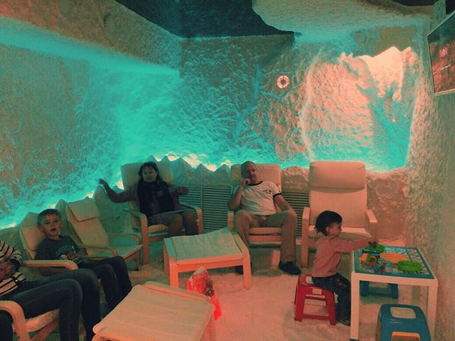 Вы только посмотрите на эту красоту🤗😍😍 #krasnodar #salt #room #saltroom #wonderfull #good #amazin