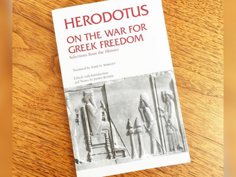 Herodotus on the War for Greek Freedom