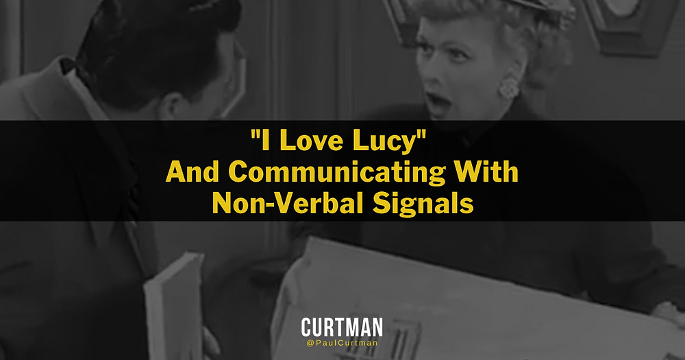 NON VERBAL SIGNALS COMMUNICATION