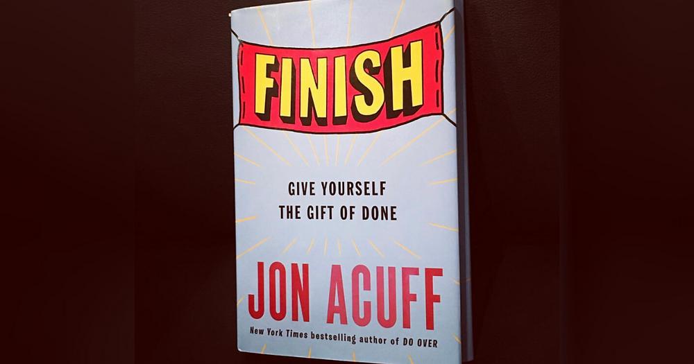 Finish, John Acuff