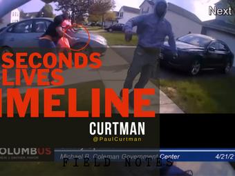 VIDEO: Columbus Shooting - TIMELINE. OBSERVATIONS.