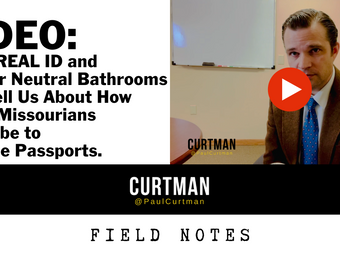 VIDEO: What REAL ID & Gender Neutral Bathrooms Say About How Close MO Might Be to Vaccine Passports.