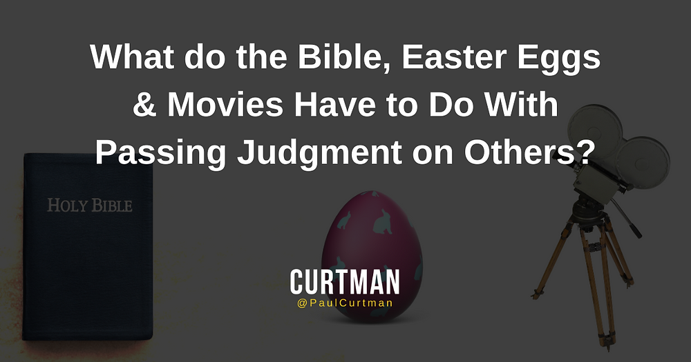 Bible Easter Eggs Movies Judgment