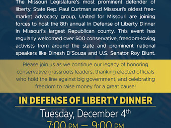 2018 Defense of Liberty Dinner