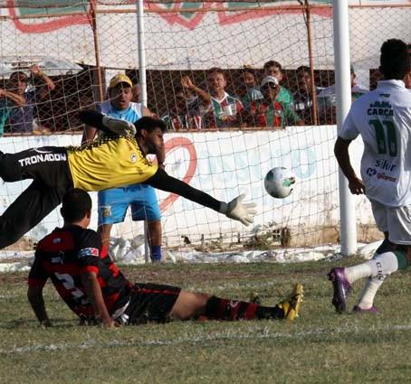 Há oito anos, Baraúnas conquistava o acesso para a Série C do Brasileirão