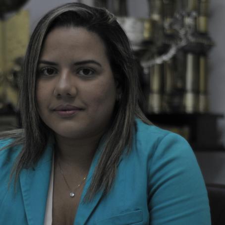 Presidente Bárbara Freitas fala em 'construção de valores' e explica atual momento do clube