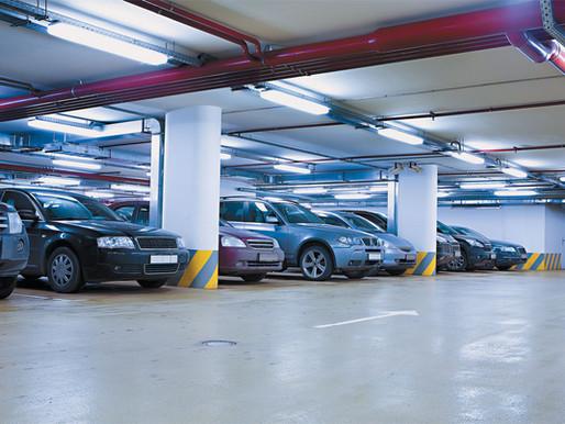 Свободные парковочные места