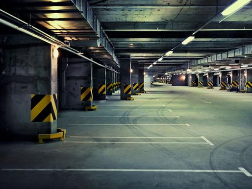 Подземная парковка МКД Тигровая 16а открывается 04.12.17