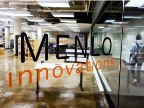 אושר בעבודה: רשמי ביקור בחברת Menlo Innovations